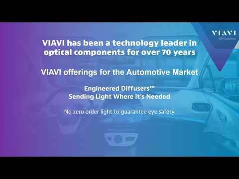 VIAVI SOLUTIONS - Optical Filters and Light-Shaping Optics PHOTONICS+2021