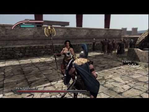 Warriors : Legends of Troy  Challenge : Arena