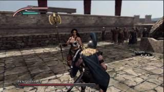 Warriors : Legends of Troy - Challenge : Arena