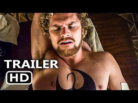 IRON FIST Season 1 Trailer + Clip (2017) Defenders, Marvel, Netflix TV Show HD