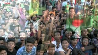 Dhono Dhanyo Pushpo Vora by Nemesis at Joy Bangla Concert, 2016