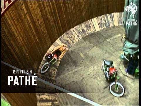 画像: Wall Of Death Girl (1963) youtu.be