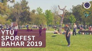 Sporfest / Bahar 2019 - Yıldız Teknik Üniversitesi Öğrenci Spor Kulübü