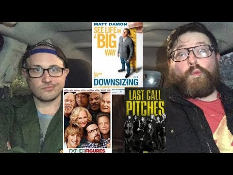 Midnight Screenings - DOWNSIZING, FATHER FIGURES, and PITCH PERFECT 3