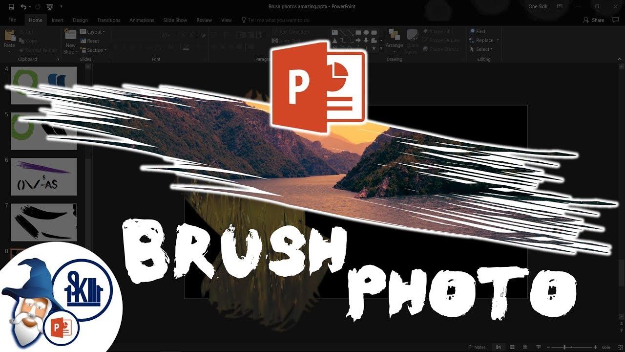make awesome brush