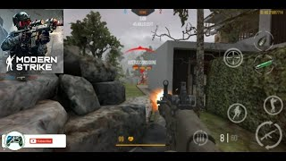 Modern strike Online: PvP FPS android game play.Android deathmatch gameplay #01