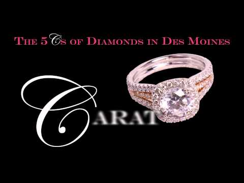 The 5cs of diamonds in des moines christopher 39 s fine for Christopher s jewelry in des moines
