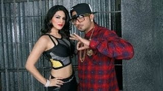 Yo yo honey singh and  sunny leone | in chaar bottle vodka | raagni mms 2