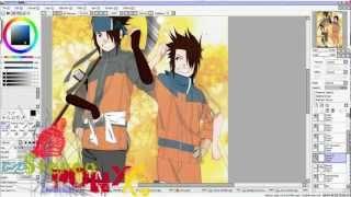 Repeat youtube video [RPC-Naruto] • Teru • TEENIE and LITTLE BOY :D