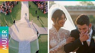 Así fue la magnífica boda de Nick Jonas y Priyanka Chopra