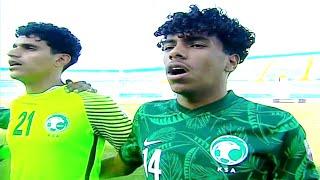 ملخص مباراة السعودية و الجزائر   مباراة مثيرة   نهائي كأس العرب للشباب 6-7-2021