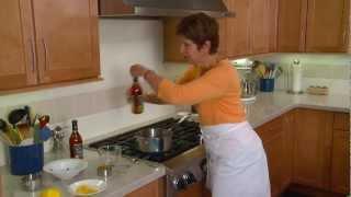 Cranberry Relish Holiday Recipe