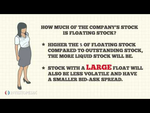 Floating Stock   Video   Investopedia