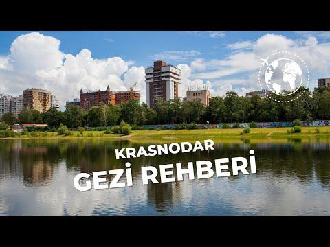 Krasnodar'da Bir Gün | Rusya Vlog |