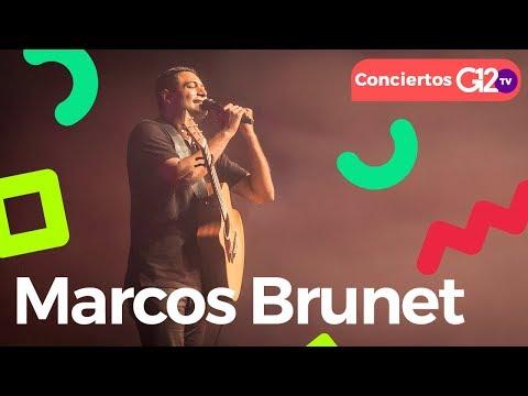 Concierto Marcos Brunet En Bogotá - G12TV