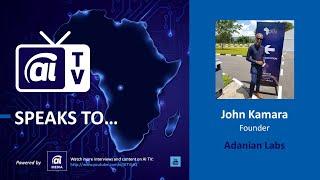 AI Expo Africa - John Kamara - Miia, Cortex Africa