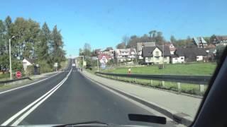Budapest to Krakow Road Trip Day 1