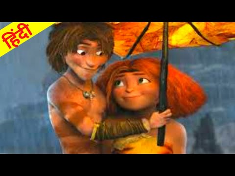 Croods   Last And Best Full Scene   Hindi _ MA Lovers