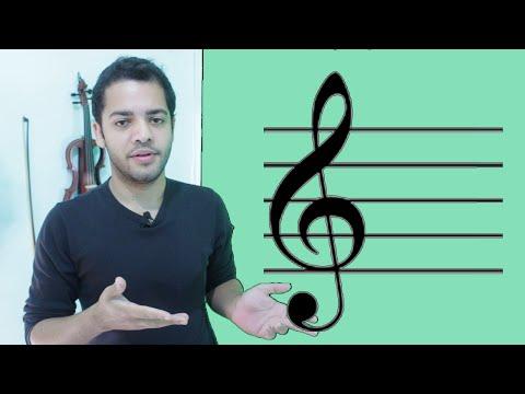 CLAVES E PENTAGRAMA   Aulas de Teoria Musical Online #1