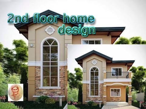Home Design 2nd Floor Modern House