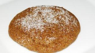 Molasses Drop Cookies