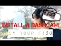 Ford F150 Dash cam install