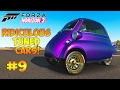 Forza Horizon 3 - RIDICULOUS TUNED CARS! #9 - BMW ISETTA