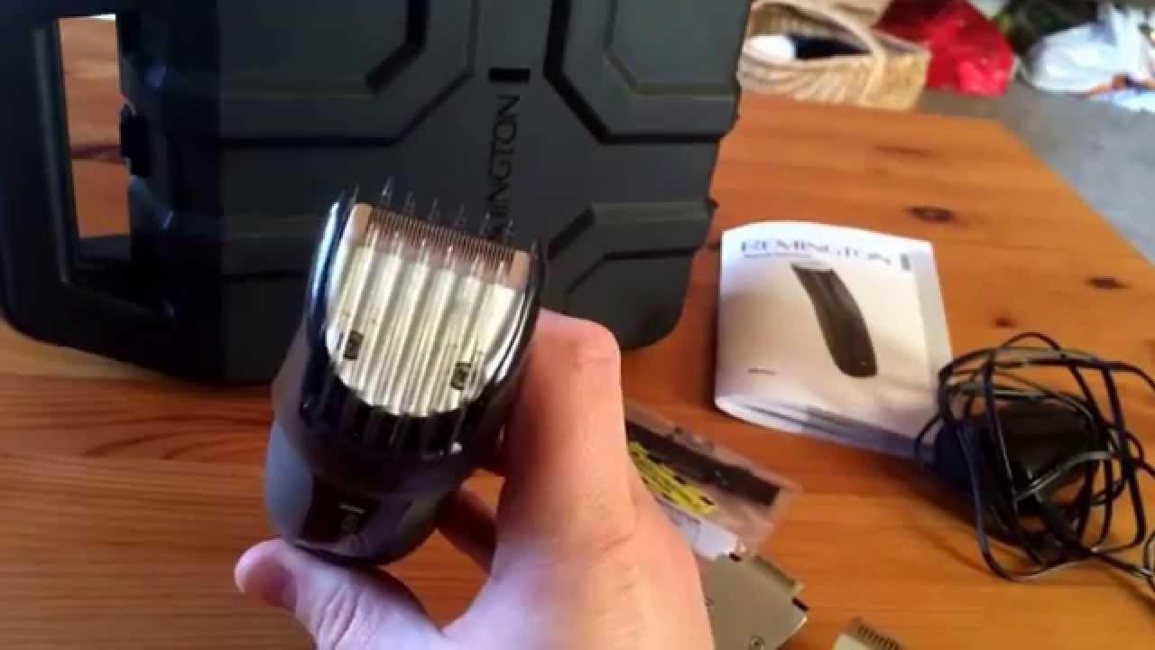 videoresension remington mb4850 virtually indistructible beard trimmer youtube. Black Bedroom Furniture Sets. Home Design Ideas