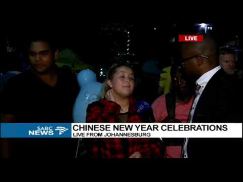 South Africa joins the world in Chinese New Year celebrations
