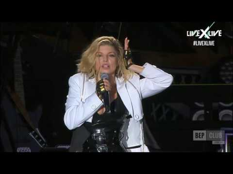 Fergie   Glamorous @ RIR Lisboa 2016