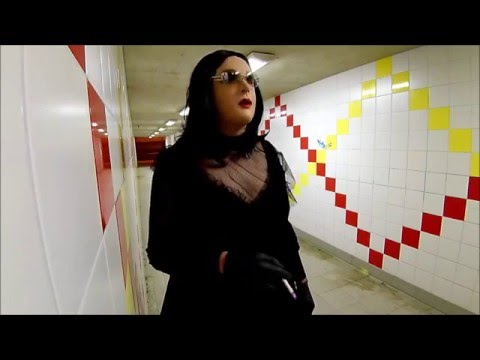 GOTH GIRL VAPE FETISH SMOKE FETISH, REAL FETISHER, in fur from YouTube · Duration:  1 minutes 22 seconds