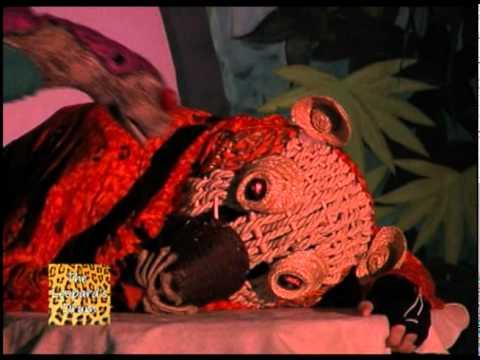 The Leopard's Drum