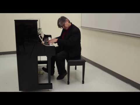 Broken - avant-garde piano music