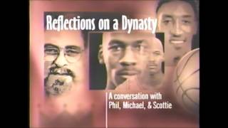 Reflections On A Dynasty - Chicago Bulls