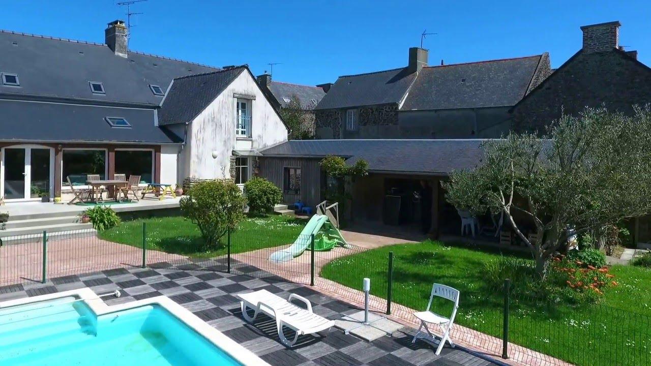 Cancale Saint Malo Maison Chambres D Hotes Piscine Mer