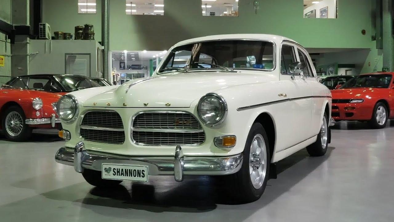1962 Volvo 122S Sedan - 2020 Shannons Winter Timed Online Auction