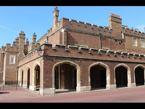 St James's Palace in London, United Kingdom