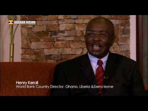 Uganda Vision - interview World Bank Country Director Mr Kerali