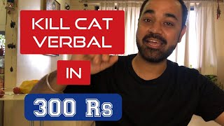 Crack CAT Verbal Ability with Rahul Sir - Must Attend for All Engineers (IIT/NIT/VJTI/SPIT)