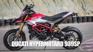 【Webikeモトレポート】DUCATI ハイパーモタード939/SP 試乗インプレッション