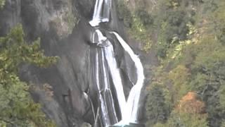 20041005 2羽衣の滝 滝見台