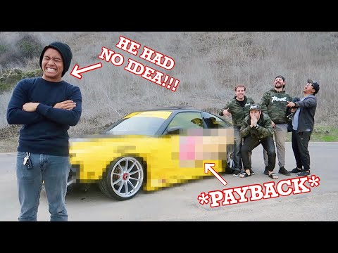 240sx Wrap Reveal was ACTUALLY A PRANK...