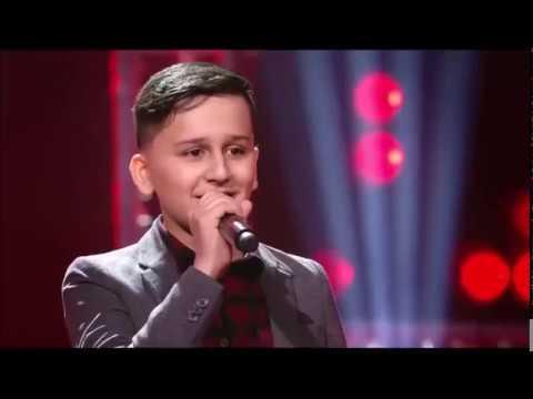 My Heart Will Go On  Abobaker 'Abu' Rahman The Voice Kids' Belgium