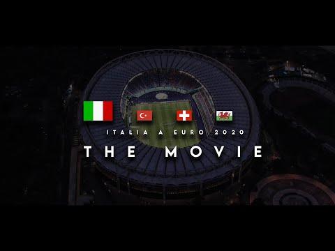 ITALIA A EURO 2020 - Fase a Gironi   THE MOVIE