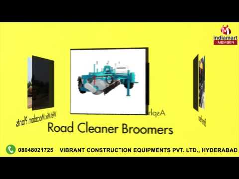 High Quality Construction Equipments