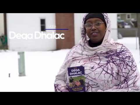 Meet Deqa Dhalac