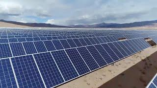 GLOBALink | Chinese-built solar park raising living standards in Argentina