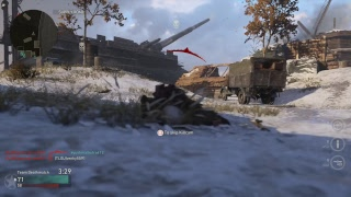 Call of duty WW2 multiplayer | Indian stream 1080p (Ps4 pro)
