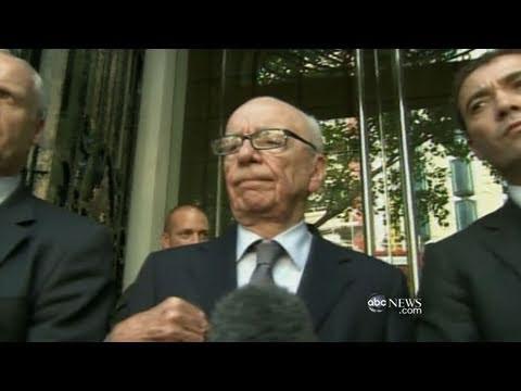 Rupert Murdoch Begs for Forgiveness