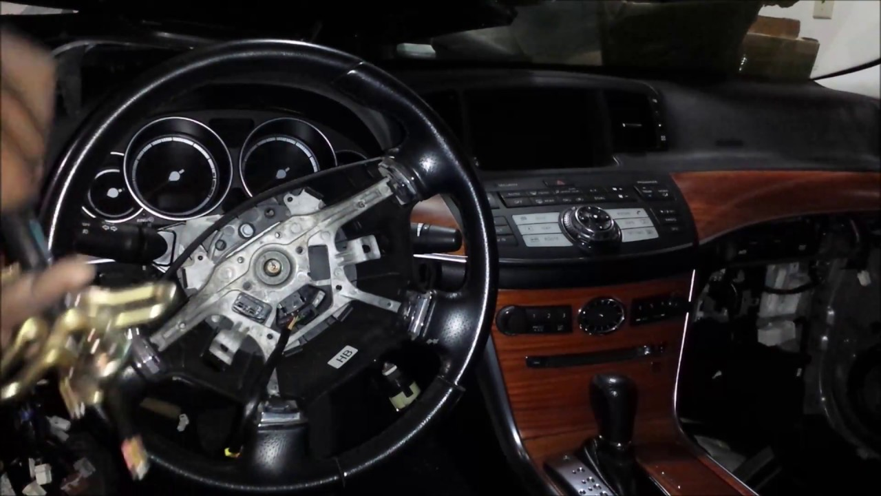 [Infiniti Tilt Steering Wheel Tennessee With Pictures ...